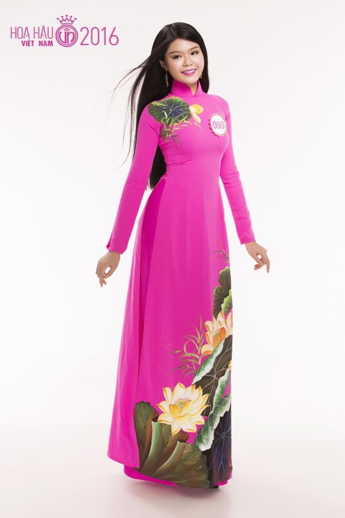 Nguyễn Thị Mỹ Linh sinh năm 1995 đến từ TP HCM.