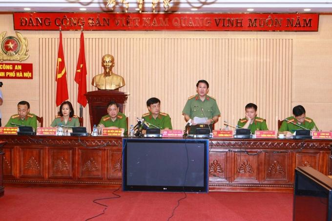 Sáng 16/8 Công an TP Hà Nội thông báo kết quả xác minh ban đầu vụ giết người tại đường Láng