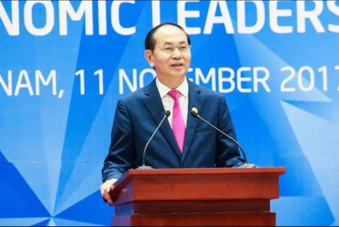 Chủ tịch nước Trần Đại Quang khẳng định Hội nghị kết thúc tốt đẹp