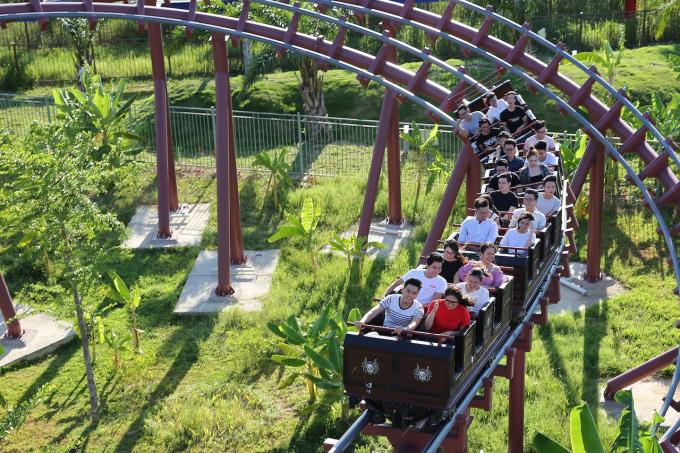 Sun World Danang Wonders giảm 50% giá vé cho học sinh đi theo đoàn