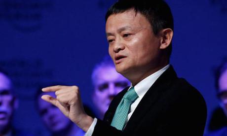 Jack Ma cho rằng dữ liệu sẽ rất quan trọng với cuộc sống con người trong tương lai. Ảnh:CNBC