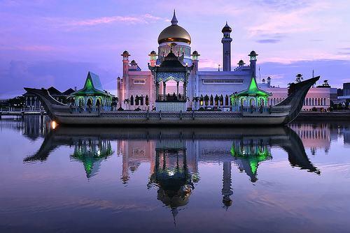 Đây là triển lãm do Bộ Văn hóa, Thể thao và Du lịch phối hợp với Bộ Ngoại giao và UBND TP Hà Nội tổ chức nhân kỷ niệm 50 năm thành lập Hiệp hội các quốc gia Đông Nam Á (ASEAN). Cup đồng hạng mang tên Cup ảnh ASEAN trao cho 10 tác giả thuộc 10 quốc gia: Brunei, Campuchia, Indonesia, Lào, Malaysia, Myanmar, Philippines, Singapore, Thái Lan, Việt Nam. Trên đây là bức ảnh của tác giả Brunei.