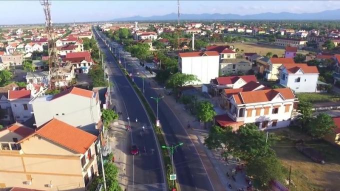 Quảng Bình tiến hành xã hội hóa đầu tư để tập trung nguồn lực phát triển hạ tầng kỹ thuật.