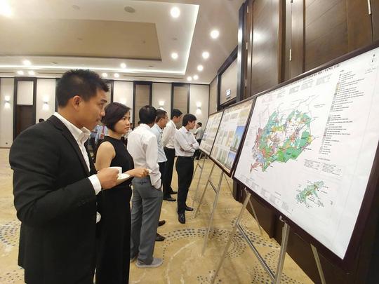 Các doanh nghiệp nghiên cứu những khu vực tỉnh dự kiến triển khai xây dựng nhà ở xã hội