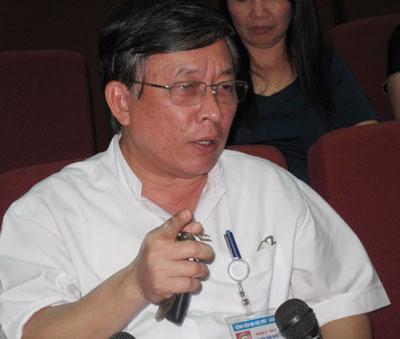 PGS.TS Nguyễn Tiến Quyết, Nguyên Giámđốc Bệnh viện ViệtĐức