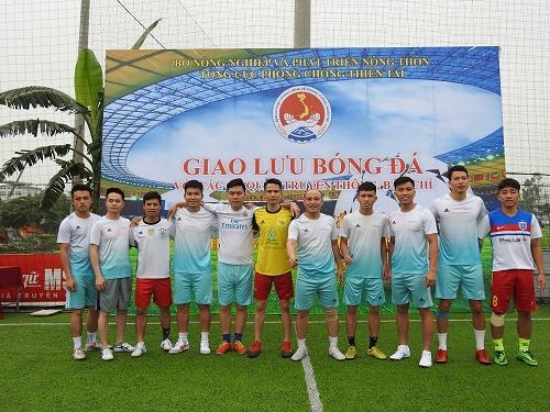 Đội bóng đá Báo Pháp luật Việt Nam
