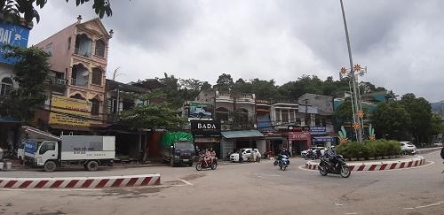 Khu vực sẽ được giải tỏa để thực hiện dự án.