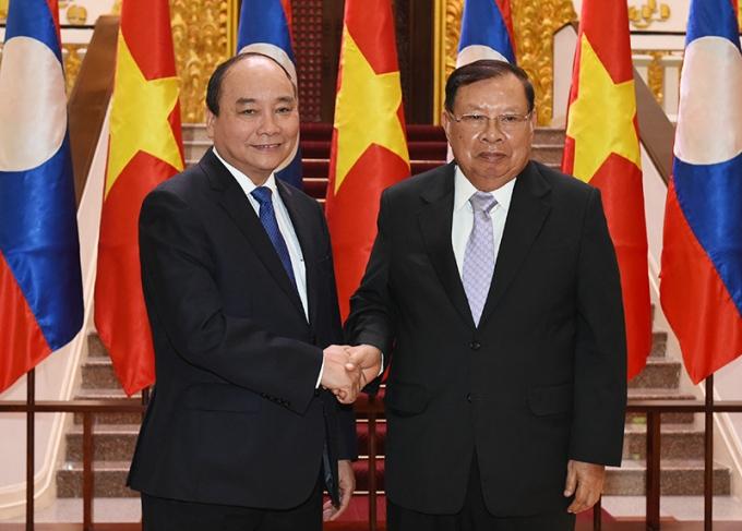 Đề nghị Lào duy trì tiếng nói chung của ASEAN trong vấn đề Biển Đông và sông Mekong