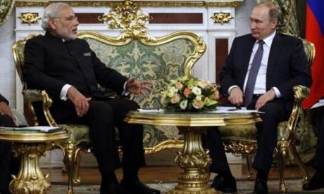 Hé lộ sức làm việc phi thường của Putin