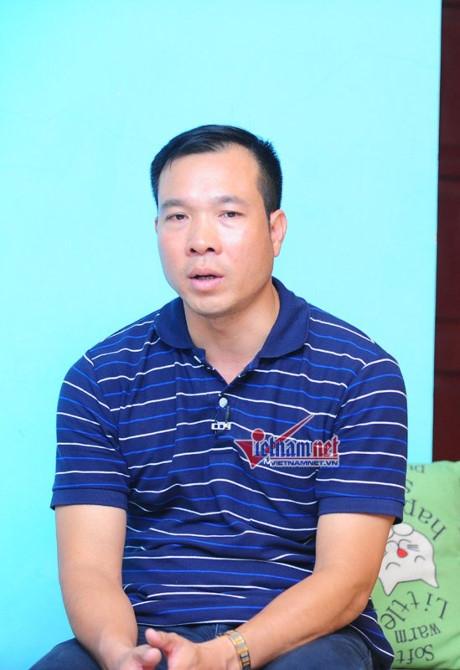 Xạ thủ Hoàng Xuân Vinh.