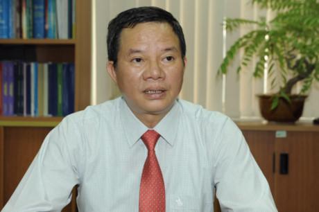 Ông Phạm Đình Thi, Vụ trưởng Vụ Chính sách thuế, Bộ Tài chính.