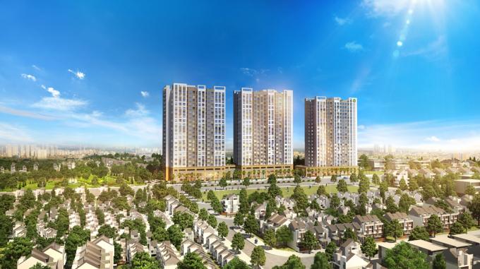 """RichStar nằm ngay tại vị trí được xem là """"trái tim"""" Q.Tân Phú - mặt tiền giao lộ Hòa Bình, Tô Hiệu"""