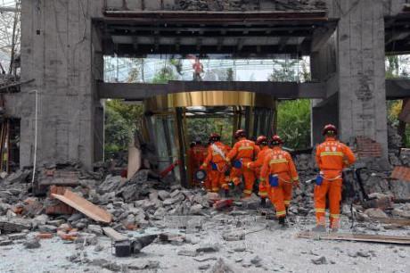 Động đất mạnh 5,6 độ Richter gây thương vong ở Peru