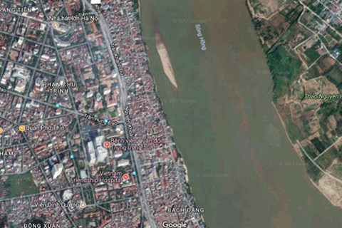 Việc lựa chọn xây cầu hay hầm đoạn Trần Hưng Đạo vượt sông Hồng cần được nghiên cứu kỹ lưỡng