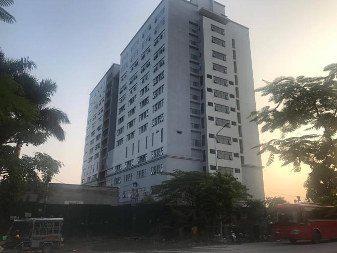 Dự án bệnh viện đa khoa Phương Đông hiện tại.