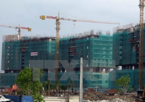 Tp. Hồ Chí Minh đấu giá đất để thực hiện dự án BT. Ảnh minh họa: TTXVN