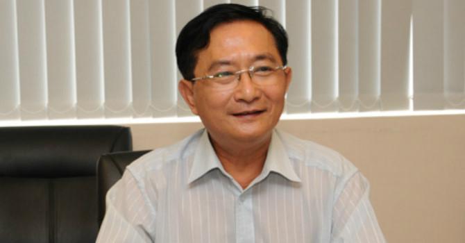 KTS. Nguyễn Văn Đực, Phó giám đốc Công ty Địa ốc Đất Lành.