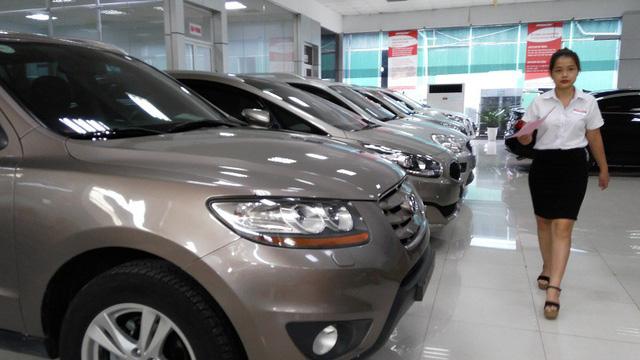 Kể từ 1/1/2018, doanh nghiệp chỉ được phép nhập khẩu ô tô sau khi được cấp Giấy phép kinh doanh nhập khẩu ô tô