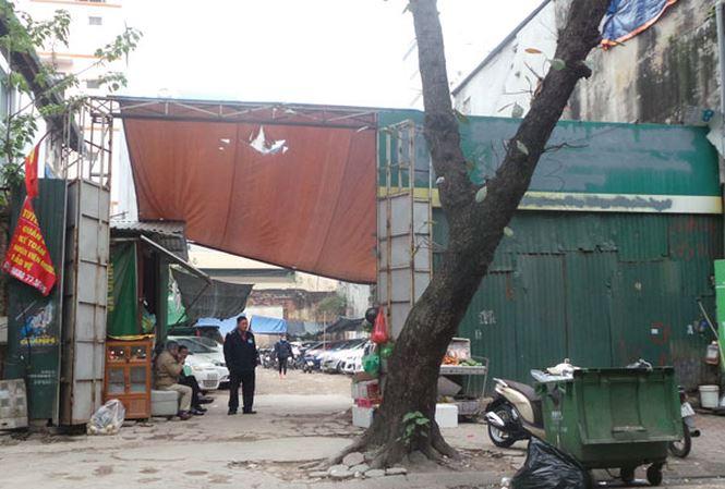 Khu đất gần 600m2 tại số 51 Phan Bội Châu (Hà Nội, được bán với giá gần 500 triệu đồng/m2