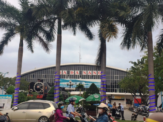 Dự án di dời ga đường sắt Đà Nẵng đã 15 năm vẫn chưa thực hiện được