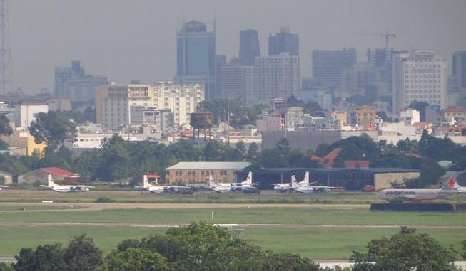 Theo Trung tâm Chống ngập, phương án mở rộng sân bay Tân Sơn Nhất chưa đề cập về vấn đề thoát nước .