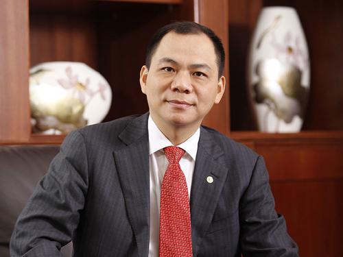 Tỷ phú Phạm Nhật Vượng lần đầu tiên lọt top 500 tỷ phú thế giới và giữ vững ngôi vị người giàu nhất Việt Nam theo công bố mới nhất của Forbes