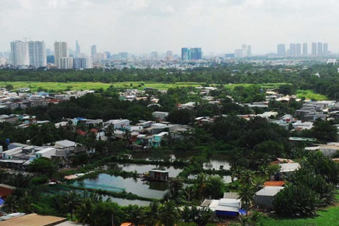 Hà Nội sẽ có khu công viên sinh thái Vĩnh Hưng rộng 15ha.
