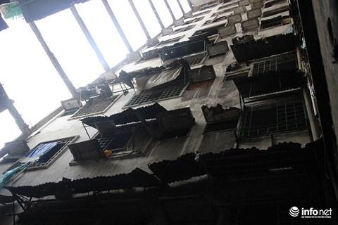 TP.HCM đặt kế hoạch tháo dỡ 10 chung cư cũ, xuống cấp trong năm nay.