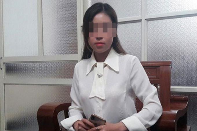 Nguyễn Thị Trang cho rằng cô bị vu khống và đang nhờ công an vào cuộc. Ảnh: Vietnamnet