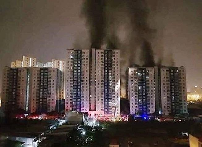 Cảnh sát mách bài học sinh tử khi cháy chung cư