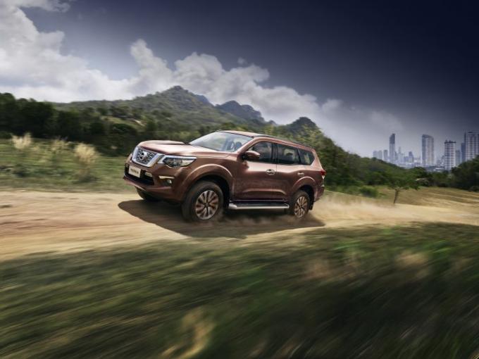 SUV Nissan Terra ra mắt Đông Nam Á, chuẩn bị về Việt Nam