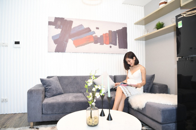 Căn hộ Officetel được nhiều doanh nhân trẻ ưa chuộng