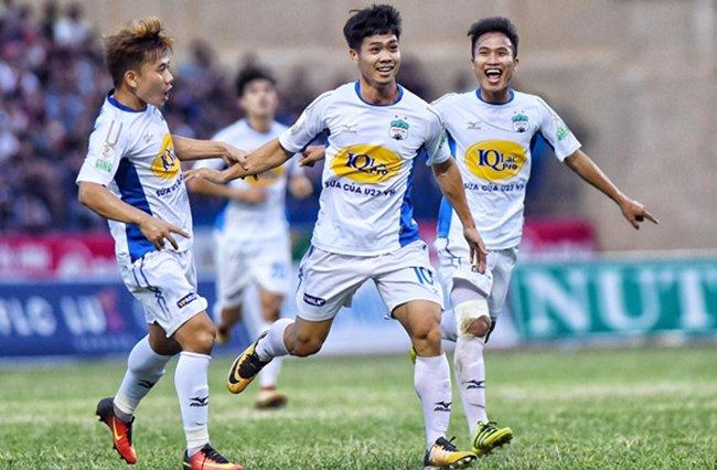Công Phượng và nhiều đồng đội khác ở U23 Việt Nam đang chơi tốt trở lại