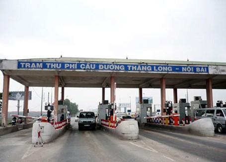 Hà Nội nhiều lần đề xuất dừng trạm thu phí Bắc Thăng Long - Nội Bài