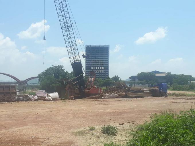 Dự án tại phường Trưng Vương.
