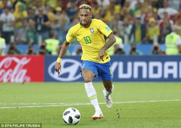 Neymar đang là cầu thủ bất trị ở Brazil