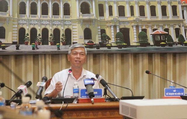 Người phát ngôn của UBND TPHCM cho biết đang chờ kết luận của Ban Thường vụ Thành ủy về đơn xin rút đơn từ chức của ông Đoàn Ngọc Hải