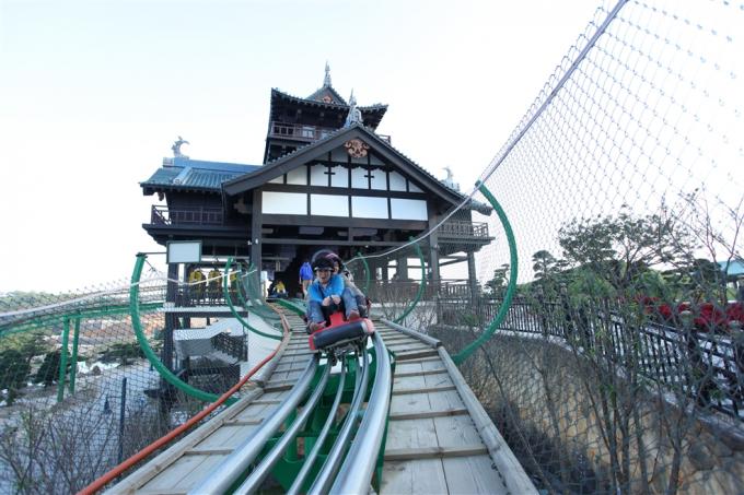 Điểm danh các trò chơi đỉnh nhất Sun World Halong Complex