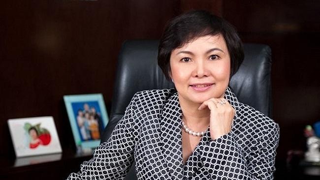 Chủ tịch HĐQT Công ty PNJ Cao Thị Ngọc Dung