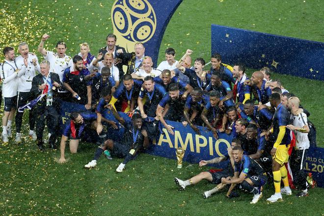 Pháp vô địch vì hội đủ yếu tố dẫn đến thành công