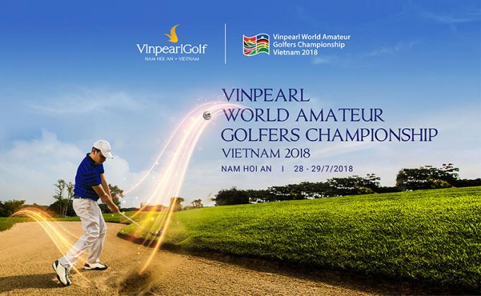 Vòng đấu Việt Nam của Giải vô địch golf nghiệp dư lớn nhất thế giới World Amateur Golfers Championship (WAGC) với tên gọi Vinpearl WAGC Viet Nam 2018 sẽ chính thức khởi tranh tại Vinpearl Golf Nam Hội An vào 2 ngày 28 & 29/7/2018. Đây sẽ là dịp để các gôn thủ giao lưu trong giải đấu quốc tế và giành cơ hội đại diện Việt Nam tham dự Vòng chung kết WAGC Thế giới diễn ra ở Malaysia với toàn bộ chi phí được Vinpearl Golf đài thọ.