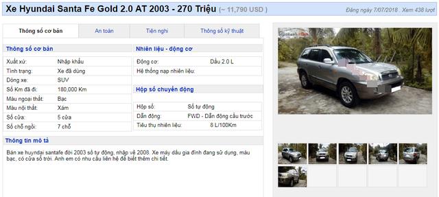 Những chiếc xe cũ lý tưởng cho dân kinh doanh giá chỉ 300 triệu đồng