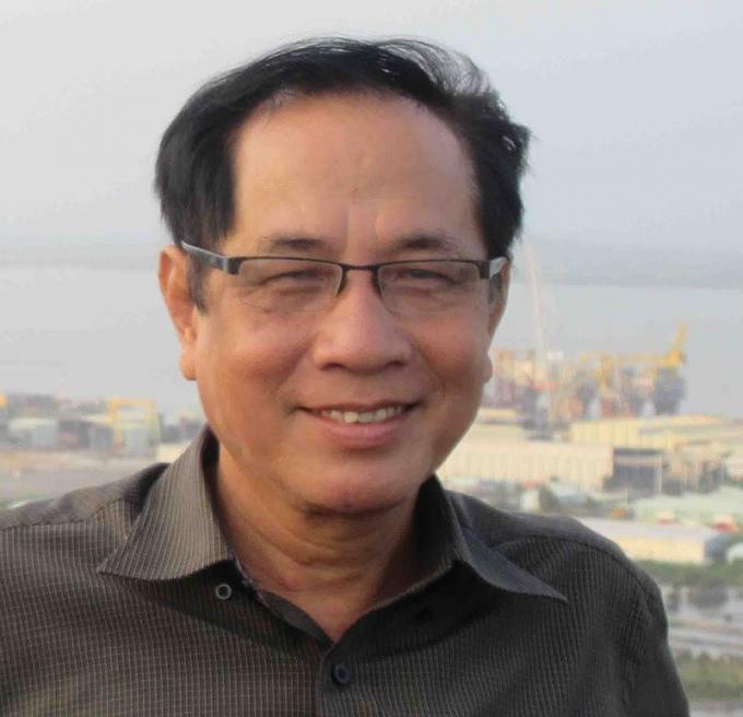Chuyên gia hàng không Trần Đình Bá thẳng thắn cho rằng, Vietnam Airlines đổ lỗi do thời tiết hạ cánh lệch vị trí theo quy định là ngụy biện. Ảnh: NVCC.