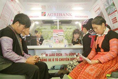 Agribank tăng cường khả năng tiếp cận vốn và SPDV ngân hàngđến người dân,nhất là khu vực vùng sâu, vùng xa