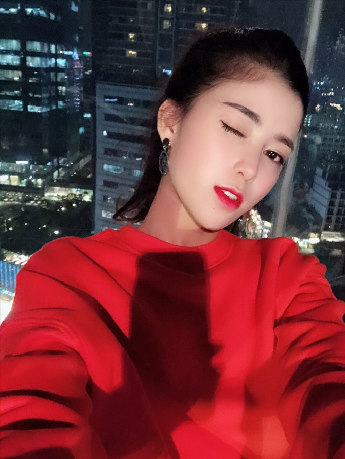 Trần Ngọc Ánh luôn giữ vững phong độ qua các vòng thi của Giọng hát Việt. Ảnh: FBNV