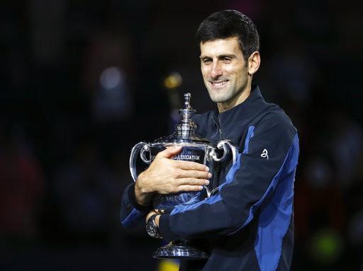Djokovic có danh hiệu vô địch US Open lần thứ 3