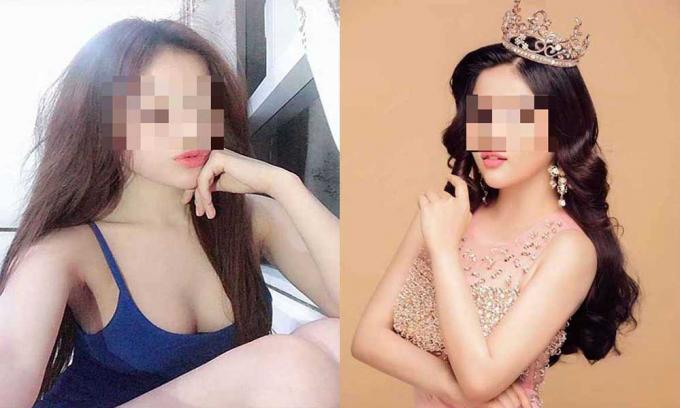 Công an đang điều tra làm rõ hành vi hoạt động môi giới mại dâm của người mẫu T.D và diễn viên - MC C.V