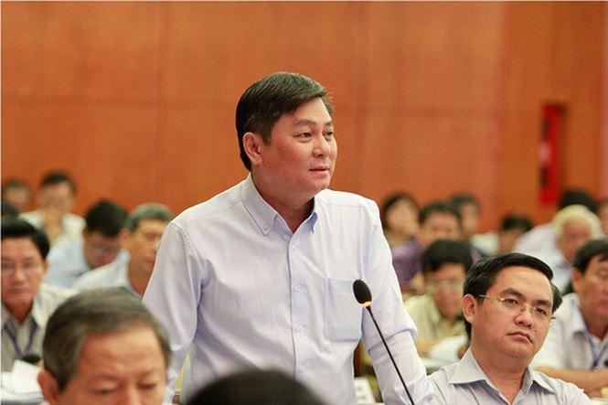 Ông Đào Anh Kiệt- nguyên Giám đốc Sở Tài nguyên Môi trường TPHCM được biết đến qua vụ ông bị mất gần 1 tỷ đồng tại phòng làm việc của mình vào năm 2015.