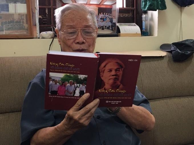 Ông Võ Đại Lược nhớ lại những kỷ niệm tư vấn cho Nguyên Chủ tịch Hội đồng Bộ trưởng Đỗ Mười.