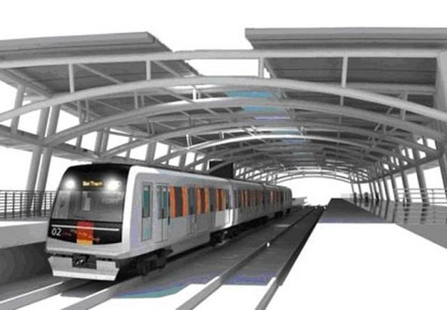 """Tuyến số 1 Bến Thành - Suối Tiên là một dự án hạ tầng điển hình về """"đội vốn"""